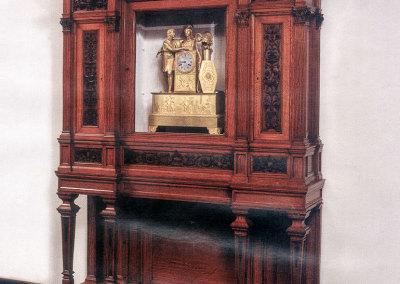Mobile Imperiale di origine inglese periodo Neoclassico