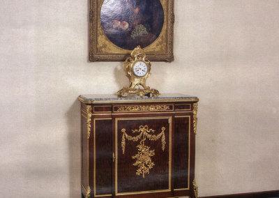 Mobile francese firmato Francois Linke - 1830-1850
