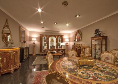 showroom - luxury furniture